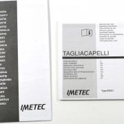Imetec Hi-Man HC7 100 accessori