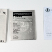 Philips HC7450/80 gli accessori